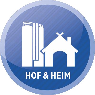 weiter zu Hof & Heim
